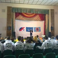 Photo taken at ДОЛ им. К. Заслонова by Konstantin R. on 11/8/2014
