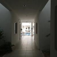 Photo taken at Hotel María José by Daniel P. on 8/15/2015