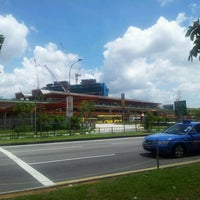 Photo taken at Jurong East Temporary Bus Interchange by AA M. on 11/4/2012