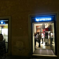 Photo taken at Nespresso Boutique by AA M. on 11/1/2013