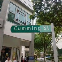 Photo taken at Cumming Street by AA M. on 1/25/2018