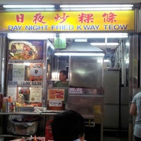 Photo taken at Day Night Fried Kway Teow by AA M. on 8/10/2013