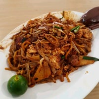 Photo taken at Day Night Fried Kway Teow by AA M. on 4/15/2018