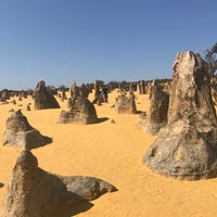 Photo taken at pinnacles desert discovery by Michelle P. on 9/15/2017