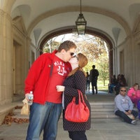 Photo taken at Upham Hall by Connie on 10/24/2014