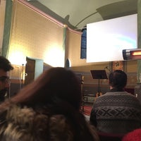 Photo taken at Fransız Kilisesi by Σου Γ. on 12/24/2016