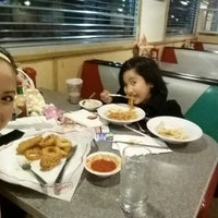 Photo taken at Denny's by LadyIs F. on 1/4/2015