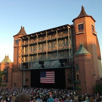 Photo taken at Starlight Theatre by Kevin H. on 7/28/2013
