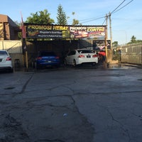 Photo taken at AB Car Auto Spa by Azlie S. on 4/5/2015