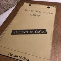 Foto tomada en Peccati di Gola por Valur Thor G. el 8/29/2018