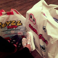 Photo taken at Toyzz Shop by Müjde K. on 8/25/2015