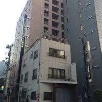 Photo taken at Hotel Villa Fontaine Tokyo-Nihombashi Hakozaki by sangjin K. on 1/6/2015