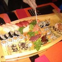 Photo taken at Ocean Sushi by Toni V. on 3/18/2013