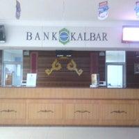 Photo taken at Bank Kalbar Cabang Sambas by Renold on 12/15/2012
