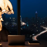 Photo taken at Pullman Shanghai Skyway Hotel by Pullman Shanghai Skyway Hotel on 1/26/2015