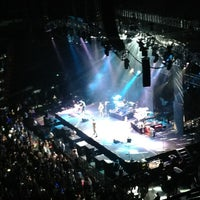 Photo taken at 梅赛德斯奔驰文化中心 Mercedes-Benz Arena by Coral C. on 9/25/2012