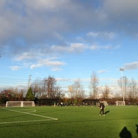 Photo taken at Newton Athletic Park by JT P. on 11/24/2012