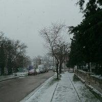 Photo taken at ул. Восставших by С А. on 1/19/2016