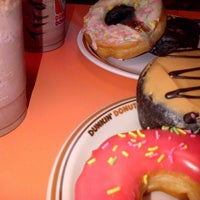 Photo taken at Dunkin' Donuts by b_ t. on 11/28/2013