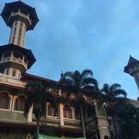 Photo taken at Masjid Agung Cianjur by Dewi D. on 6/24/2017