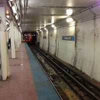 Photo taken at CTA - Division by Jeff O. on 2/6/2013