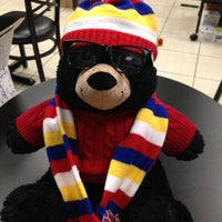 Photo taken at Build-A-Bear Workshop by Alana on 3/12/2013