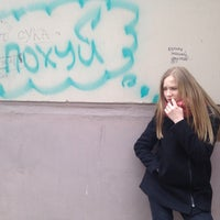 Photo taken at Питер by Полина А. on 4/15/2015