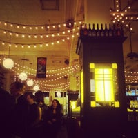 Photo taken at Can Can Brasserie by Elizabeth S. on 1/20/2013