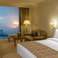 Photo taken at Sheraton Kuwait, a Luxury Collection Hotel by Sheraton Kuwait, a Luxury Collection Hotel on 9/4/2014