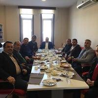 Photo taken at Sivas Ticaret Ve Sanayi Odası Restaurant by Ömer A. on 11/25/2016