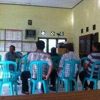 Photo taken at Kantor Desa Mantun by Ir O. on 5/27/2013
