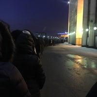 Photo prise au СК «Олимпийский» par Катерина Г. le2/25/2018