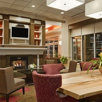 Photo taken at Hilton Garden Inn Islip/MacArthur Airport by Hilton Garden Inn Islip/MacArthur Airport on 9/4/2014