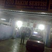 Photo taken at gökler oto bakım servisi by Soner G. on 1/30/2016