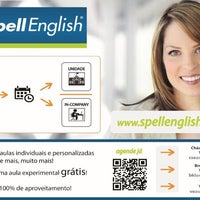 Photo taken at Spell English by Marcelo M. on 8/22/2014