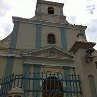 Photo taken at Catedral San Felipe Apóstol by Gary G. on 5/27/2013