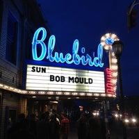 Foto scattata a Bluebird Theater da Shycu il 4/22/2013