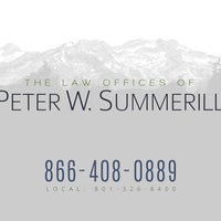 Photo taken at The Law Offices of Peter W. Summerill by Mark S. on 12/22/2014