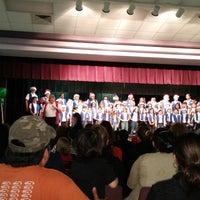 Photo taken at Cedar Creek Elementary School by Austin S. on 12/12/2014