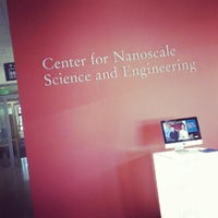 Photo taken at Stanford Nano Center by طارق العميريني on 9/15/2012