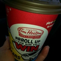 Photo taken at Tim Hortons by Astoriawinediva on 2/17/2014