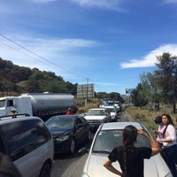 Photo taken at Carretera a Nogales by Ernesto C. on 2/20/2015