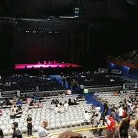Photo taken at Palacio de los Deportes by Julia A. on 9/18/2016