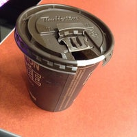 Photo taken at Tim Hortons by Dr P. on 9/5/2014