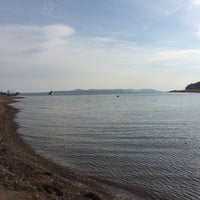 Photo taken at Братское водохранилище by Nelly K. on 10/7/2014