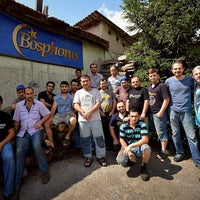 Photo taken at Bosphorus Cymbals by Bosphorus Cymbals on 9/5/2014