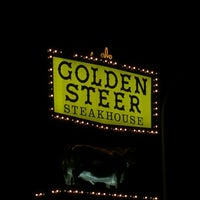 Photo taken at Golden Steer by marty b. on 10/28/2017