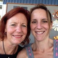 Photo taken at New Leaf Café by Carolyn H. on 2/17/2014
