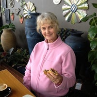 Photo taken at New Leaf Café by Carolyn H. on 10/11/2012