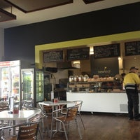 Photo taken at New Leaf Café by Carolyn H. on 11/1/2012